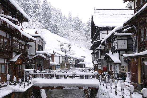 旅行 雪 冬