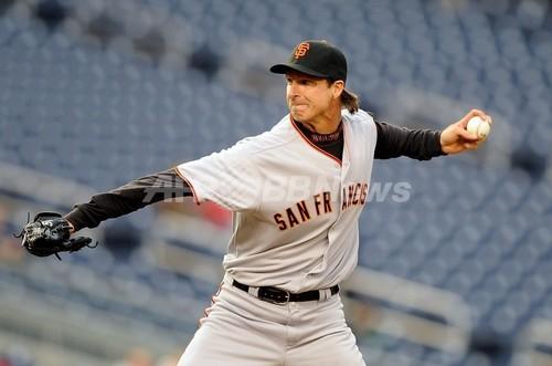 ランディ・ジョンソン選手 野球