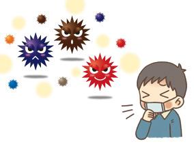 春風邪 ウイルス