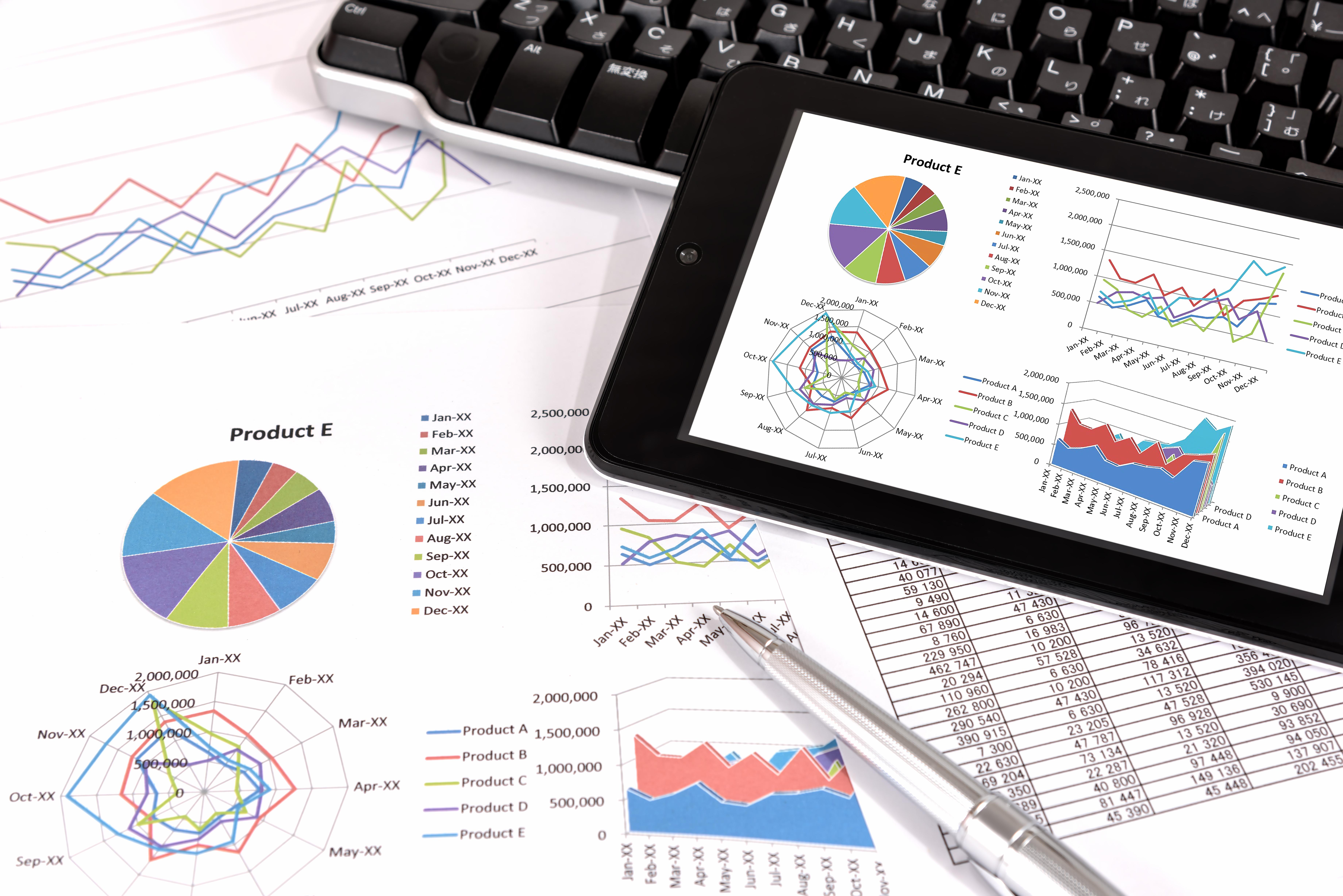 マーケティング アクセス解析 集客力 購買 アップ 分析
