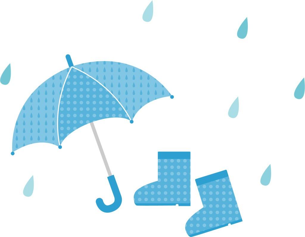 傘 長くつ 雨具