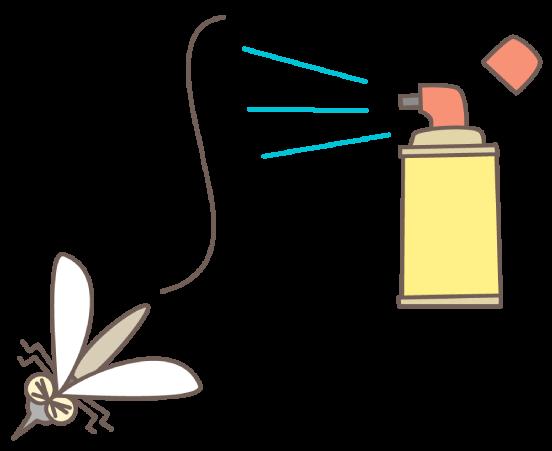 虫よけスプレー 蚊