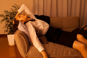 疲れが取れない 女性