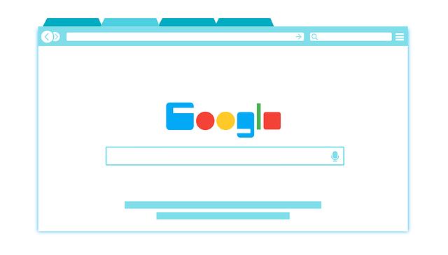 Google検索の画面