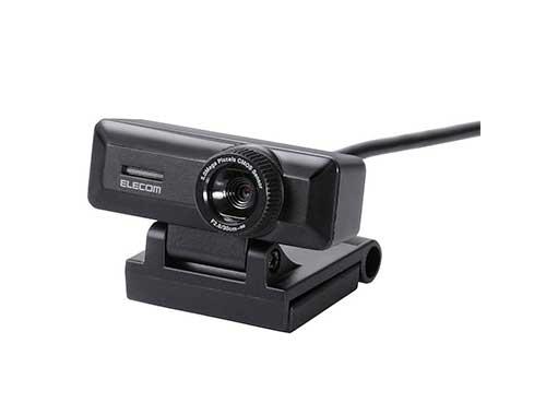 エレコム UCAM-980FBBK WEBカメラ