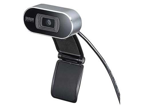 サンワサプライ オートフォーカスWEBカメラ CMS-V45S