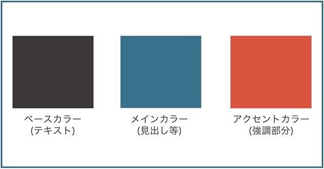 色についての図