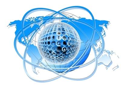 世界中のネットワーク