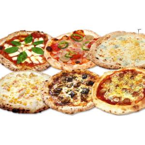 冷凍ピザ薪窯ナポリピザ フォンターナ