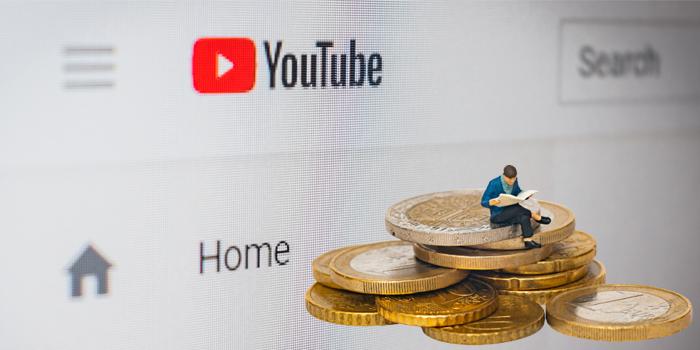 YouTubeとお金