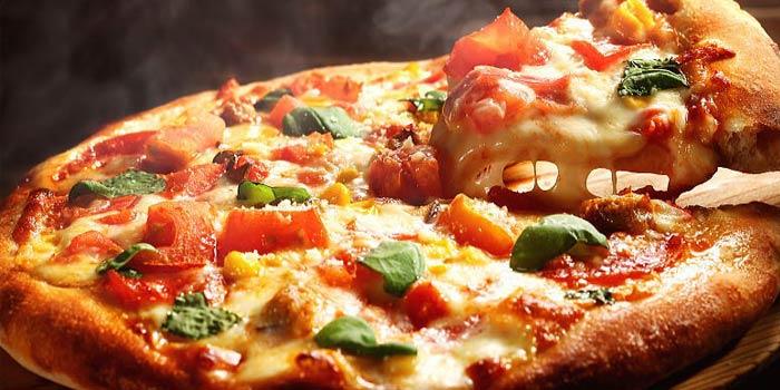 冷凍ピザ⑤:ピザハウスロッソ