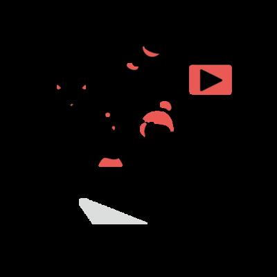 視聴するユーザー